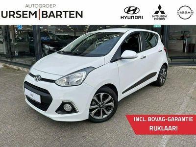 tweedehands Hyundai i10 1.2i Premium SMART KEY LM Velgen