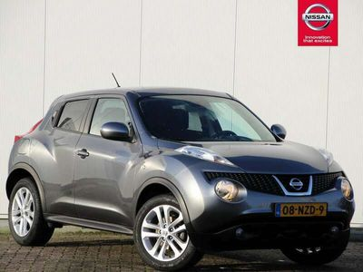 tweedehands Nissan Juke 1.6 Acenta Automaat | Climate Control | Cruise control | Trekhaak | Velgen