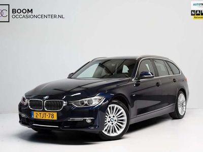 tweedehands BMW 328 328 Touring i 245PK Luxury Line Automaat OrgNL/Leer