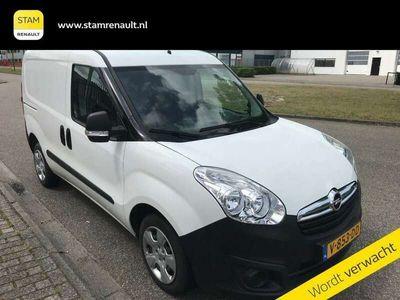 tweedehands Opel Combo 1.3 CDTi 90pk L1H1 Edition 2016 90.819 km Diesel Optioneel: Stam Garantie