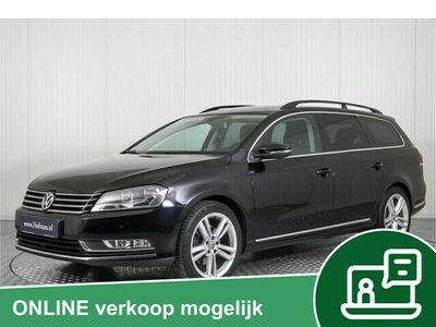 tweedehands VW Passat Variant 1.6 TDI Comfort Executive Line BlueMotion NAVI