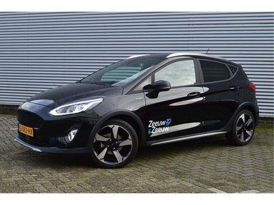 tweedehands Ford Fiesta 1.0 EcoBoost Active *Demo* Zeer compleet* B&O* Winter Pack* Navi* Zeeuw & Zeeuw Alphen a/d Rijn