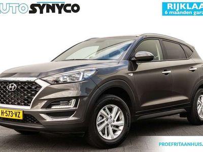 tweedehands Hyundai Tucson 1.6 GDi 132 Pk | Navigatie | Privacy Glass | Trekh