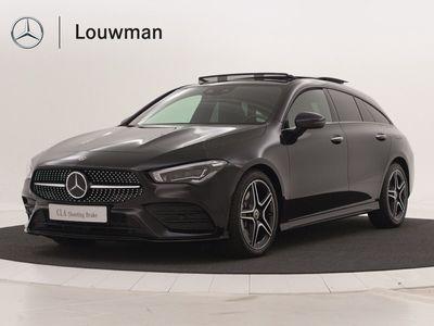 tweedehands Mercedes 250 CLA-Klasse Shooting Brake4MATIC Premium Plus
