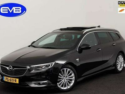 tweedehands Opel Insignia Sports Tourer 1.5 TURBO AUTOMAAT EXECUTIVE OPC-LIN