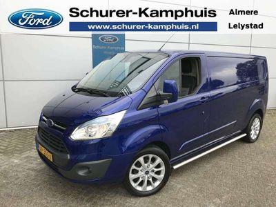 tweedehands Ford Custom Transit290 2.2 TDCI 155pk L2H1 Limited Navigatie 18-inch