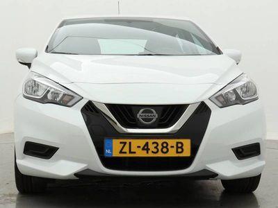 tweedehands Nissan Micra 1.0 IG-T 100 Acenta // Navi / Camera / Lichtmetaal / Cruise / LED