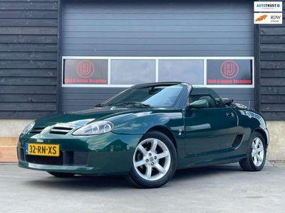 tweedehands MG TF TF 1.8135 PK British Racing Green Nieuwstaat!