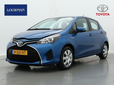 tweedehands Toyota Yaris 1.5 Hybrid Aspiration | Navigatie | Airco | Camera |