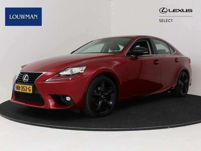 "tweedehands Lexus IS300 Sport Edition | 18"" Black Wheels | Stoelverwarming"