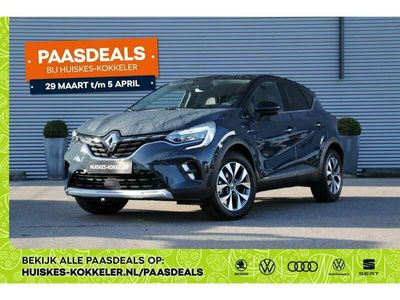 tweedehands Renault Captur Intens 1.0 TCE 100pk