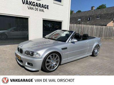 tweedehands BMW M3 Cabriolet SMG, Youngtimer !