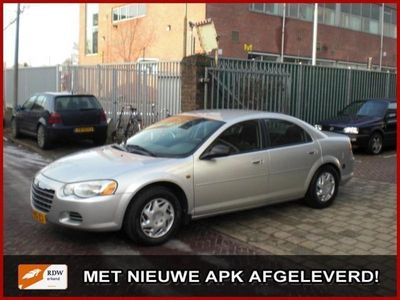 tweedehands Chrysler Sebring 2.4i autom LPG G3 Superstaat