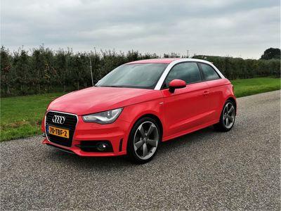tweedehands Audi A1 1.4 TFSI 185PK Pro Line S Automaat | 2x S-Line | XENON | Navi | Bluetooth