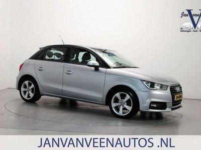 tweedehands Audi A1 Sportback 1.0 TFSI Sport Pro Line S-Tronic Navigatie Airco Cruise Control