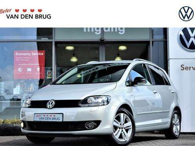 tweedehands VW Golf Plus 1.2 TSI 105pk Match | Xenon | Climate control | Parkeersensoren voor & achter | Stoelverwarming | Half leder | 32.978km!