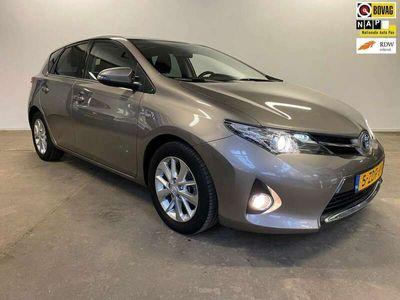 tweedehands Toyota Auris 1.8 Hybrid Lease / 1e eigenaar / Clima / Panodak /