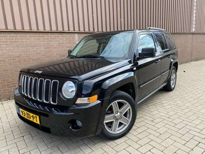 tweedehands Jeep Patriot 2.4 Limited Navi Pano Leer Stoelverw. 2008