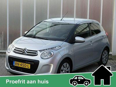 tweedehands Citroën C1 Feel 1.0 68pk 5-deurs Airconditioning | Bluetooth | Elektrische ramen |