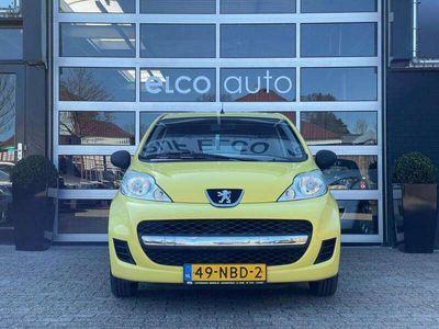 tweedehands Peugeot 107 XR 1.0-12v / 2de eigenaar / NL- auto