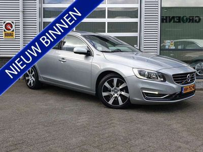 tweedehands Volvo V60 2.4 D6 AWD Plug-In Hybrid Summum EXCL BTW **LEER**