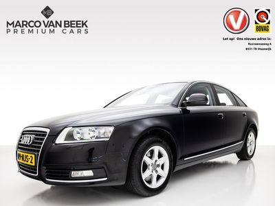 tweedehands Audi A6 2.0 TDI Business Edition Trekhaak Full-Map Navigatie Airco