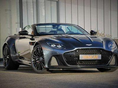 tweedehands Aston Martin DBS 5.2 V12 Superleggera Origineel Nederlandse auto