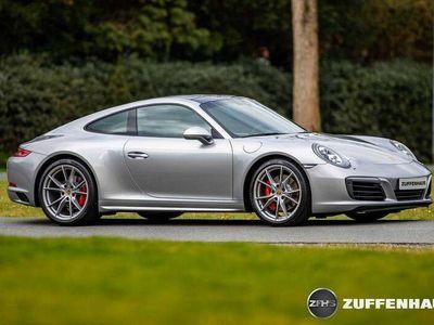 tweedehands Porsche 911 Carrera 4S 991 3.0NL geleverd, zeer compleet dealer o