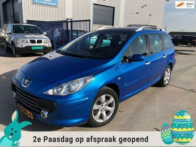 tweedehands Peugeot 307 SW 2.0 HDiF XSi / climate control / pano dak / hal