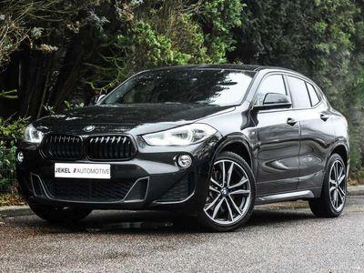tweedehands BMW X2 sDrive20i M-sport Fabrieksgarantie t/m 19-01-2023