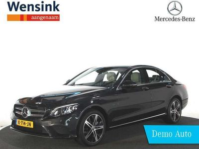 tweedehands Mercedes C300 e Business Solution Luxury Limited