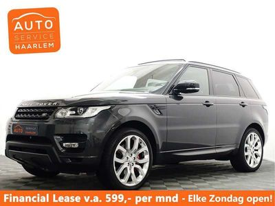 tweedehands Land Rover Range Rover Sport  3.0 SDV6 HSE Dynamic 293pk Aut, Panoramadak, Leer, Full