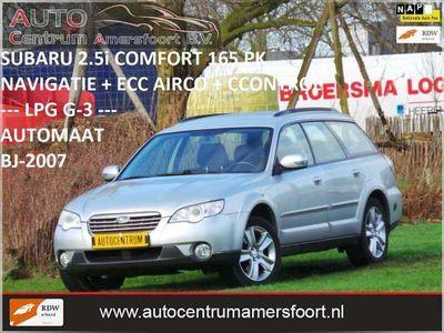 tweedehands Subaru Outback 2.5i Comfort ( LPG G-3 + AUTOMAAT + INRUIL MOGELIJ
