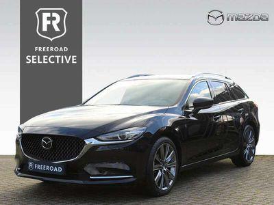tweedehands Mazda 6 Sportbreak 2.0 SkyActiv-G 165 Luxury | Automaat | Full Option | VOORAADVOORDEEL