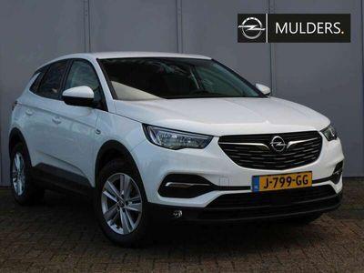tweedehands Opel Grandland X 1.2 TURBO BUSINESS | RIJKLAARPRIJS | Navi / Climat