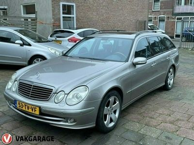 tweedehands Mercedes 320 E-KLASSE CombiCDI Avantg. Sel.