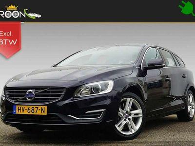 tweedehands Volvo V60 2.4 D6 AWD Plug-In Hybrid Summum excl. BTW!