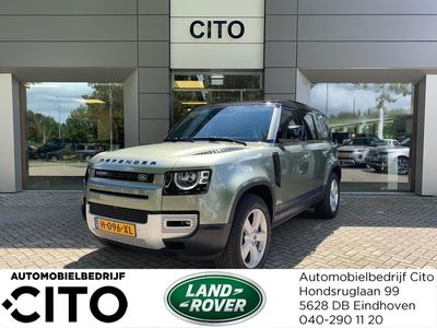 tweedehands Land Rover Defender 110 P400 400pk MHEV AWD Aut First Edition