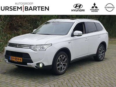 tweedehands Mitsubishi Outlander 2.0 PHEV Limited Edition X-Line ex BTW WORDT VERWA