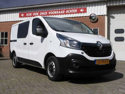 tweedehands Renault Trafic 1.6 TDCI 125 PK Airco Cruise Controle !!!