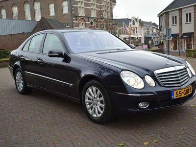 tweedehands Mercedes E230 Aut7. Elegance / COMAND APS Navi / Leder / PDC