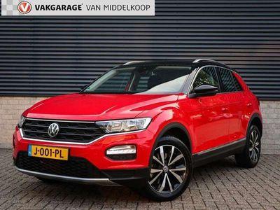 tweedehands VW T-Roc 1.0 TSI Style sport/Led/Airco/Navi/Pdc!!