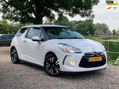 tweedehands Citroën DS3 1.6 So Chic in White   05-07-2021 APK   Clima + Cr