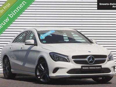 tweedehands Mercedes CLA180 Amb. Urban Automaat   Navi   ZONDAGS OPEN!