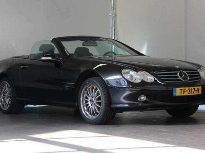 tweedehands Mercedes SL500 SL 500 Roadster 5.0AUT   Youngtimer   BTW Auto   C