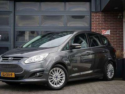 tweedehands Ford C-MAX 2.0 Plug-in Hybrid Titanium Plus | EX BTW | Panora