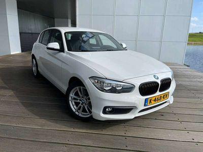 tweedehands BMW 118 executive