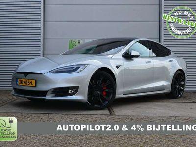 tweedehands Tesla Model S 100D Performance AutoPilot2.0, 4% Bijtelling, 90.9