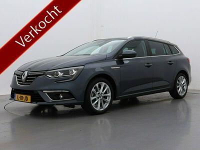 tweedehands Renault Mégane Estate TCe 140PK Intens