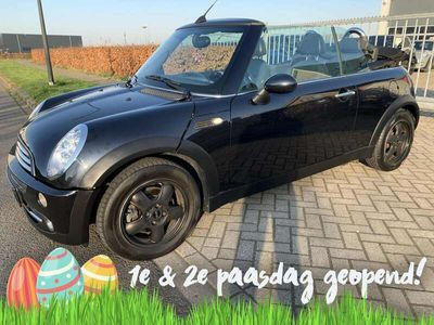 tweedehands Mini Cooper Cabriolet 1.6 Chili Xenon NW APK BOVAG